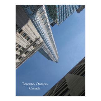 Carte postale de Toronto Ontario Canada