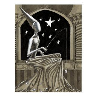 Carte Postale Étoile