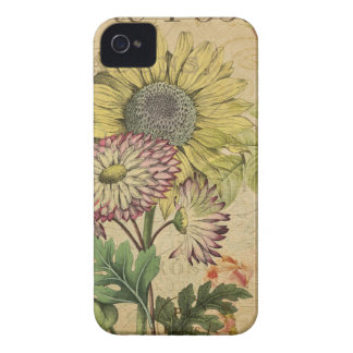 Carte Postale I iPhone 4 Cases