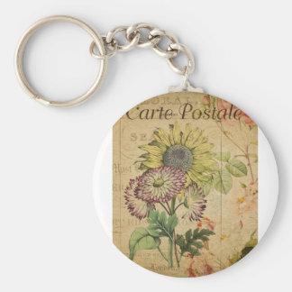 Carte Postale I Keychain