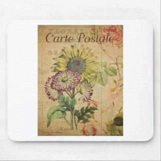 Carte Postale I Mouse Pad