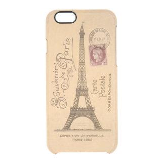 Carte Postale iPhone 6/6S Clear Case