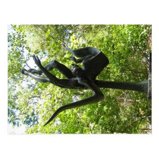 Carte Postale Jardin de sculpture en Umlauf, Austin le Texas