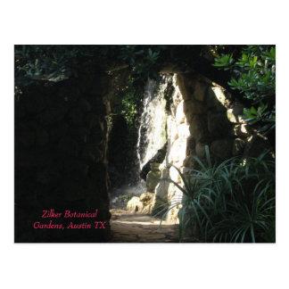 Carte Postale Jardins botaniques de Zilker, Austin TX