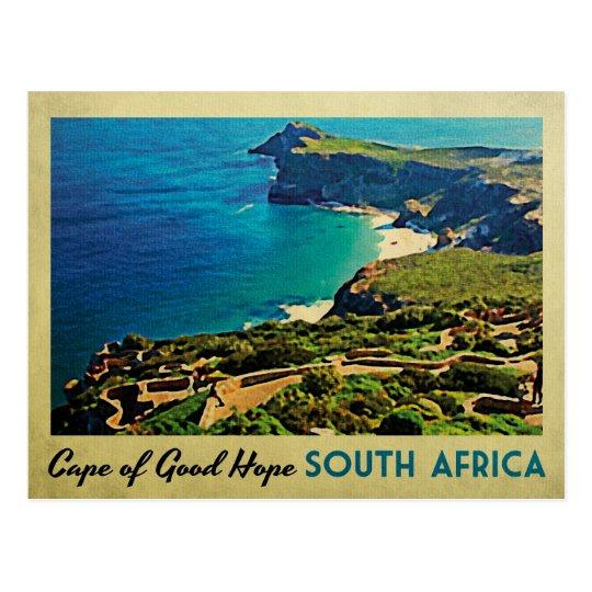 Carte Postale Afrique Du Sud.Carte Postale Le Cap De Bonne Esperance Afrique Du Sud