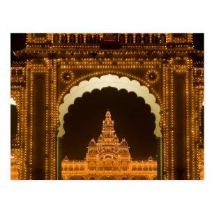 Carte De Linde Mysore.Cartes Postales Mysore Originales Zazzle Ca