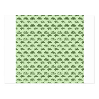 Carte Postale Perfect gift for maths lover - Green model