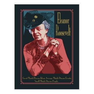 Carte Postale Roosevelt