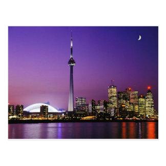 Carte Postale Toronto