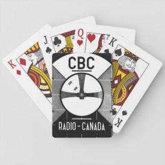 Carte-test Cartes À Jouer Poker