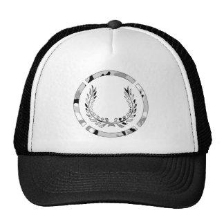 Cartel Camo Logo Trucker hat