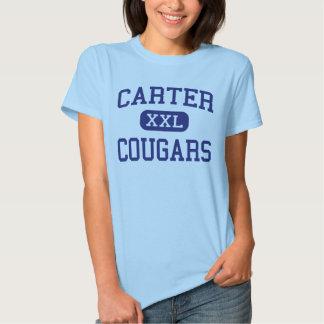 Carter - Cougars - Junior - Arlington Texas Tshirts
