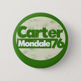 Carter Mondale 76 2 Inch Round Button