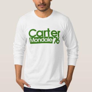 Carter Mondale Retro Politics T-Shirt