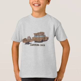 Carter Reunion - kids T-Shirt