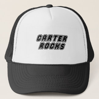 Carter Rocks Trucker Hat