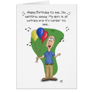 Cartes d anniversaire drôles Mélodie d anniversa