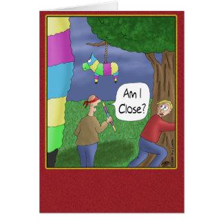 Cartes d'anniversaire drôles : Un succès