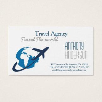 Cartes De Visite Agence de voyages, locations de vacances .....