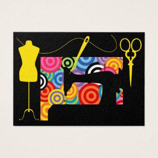 Cartes De Visite Couture/ouvrière couturière/mode - SRF