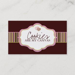 Cartes De Visite Biscuit
