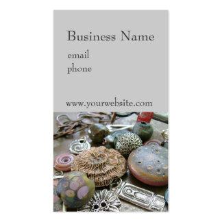 Cartes de visite de perle cartes de visite professionnelles