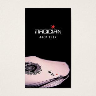Cartes De Visite Divertissement Magique Tour Tisonnier