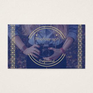 Cartes De Visite Photograph card