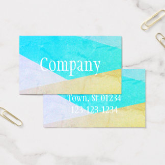 Cartes de visite rayés de conceptions
