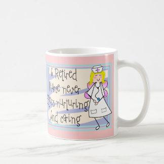 Cartes et cadeaux retirés d'art d'ange mug blanc