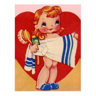 Cartes postales vintages de Valentine