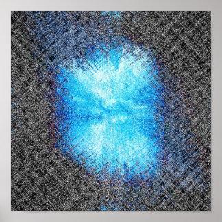 Cartesian Icecube Poster