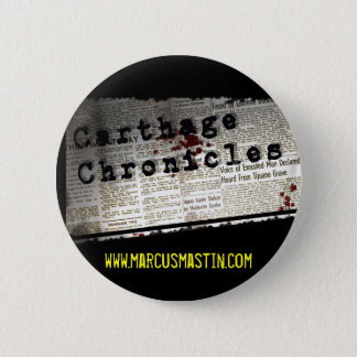 Carthage Chronicles Pin