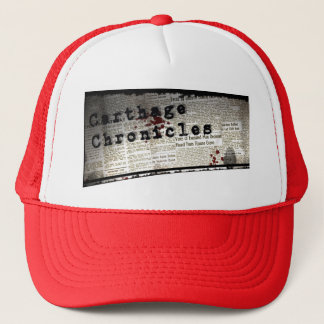 Carthage Chronicles Trucker Cap