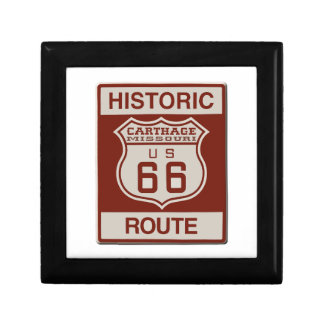 Carthage Route 66 Gift Box