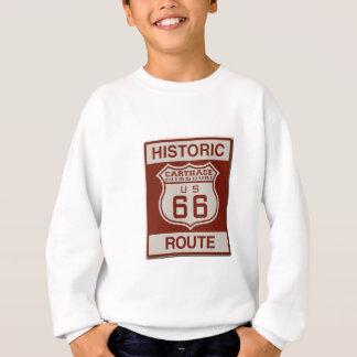 Carthage Route 66 Sweatshirt