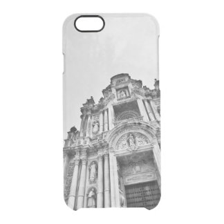 carthusian monastry. spain clear iPhone 6/6S case