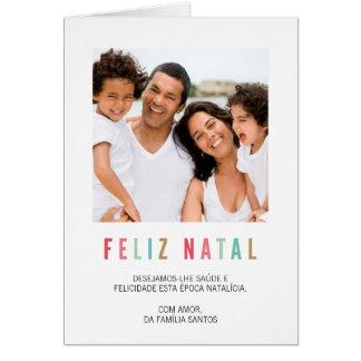 Cartões comemorativos   festas coloridas greeting card