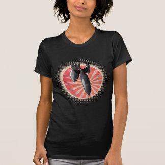 Cartoon Air Bomb T-Shirt