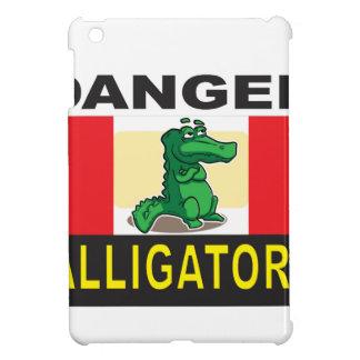 cartoon alligator help iPad mini cases