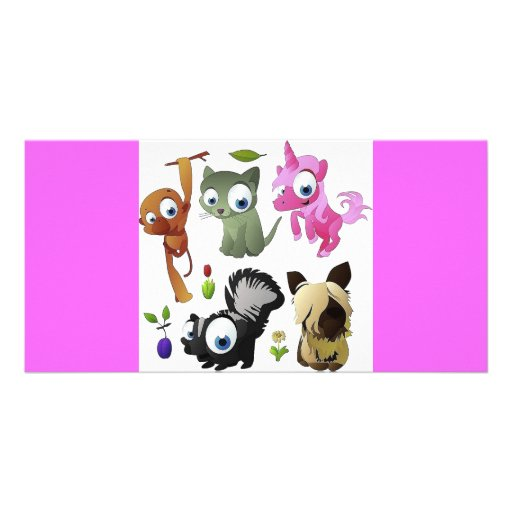 Cartoon_animal_4-1024x1008 Picture Card