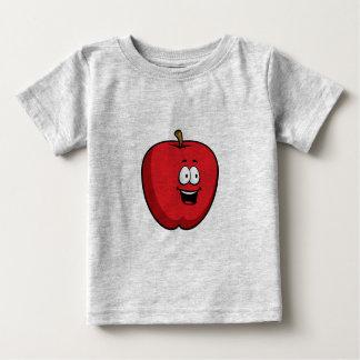 Cartoon Apple T-Shirt