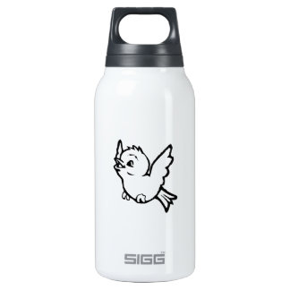 Cartoon Baby Bird SIGG Thermo 0.3L Insulated Bottle
