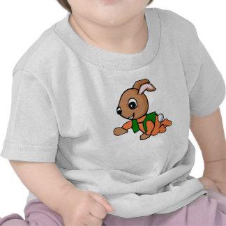 Cartoon Baby Rabbit Tee Shirt