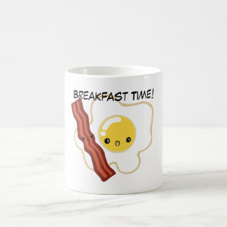 Cartoon Bacon & Eggs Mug by Mini Brothers