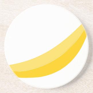 Cartoon Banana Coaster