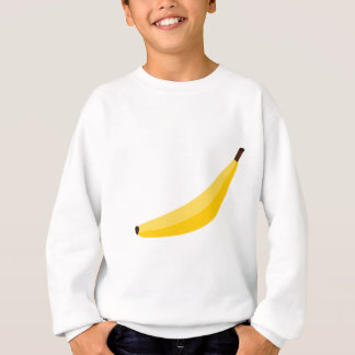 Cartoon Banana Sweatshirt