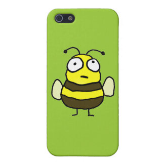 Cartoon Bee Case For The iPhone 5