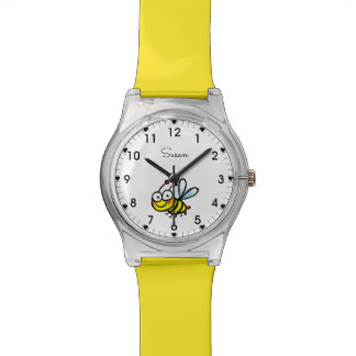 cartoon bee watch