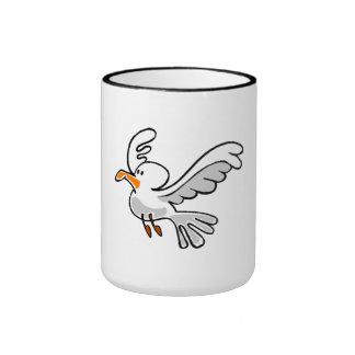 Cartoon Bird Coffee Mug
